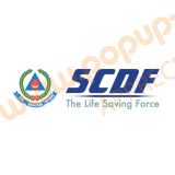 SCDF - Thank You Cards